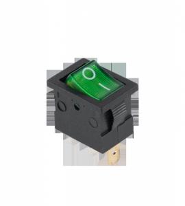 Złącze przeł. MK1011 podś.zielony 15A/12V