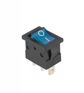 Złącze przeł. MK1011 podś.niebieski 230V