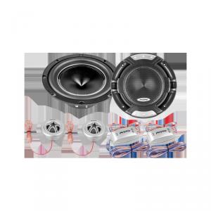 Zestaw głośników Peiying Alien PY-BG620CT6