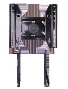 Uchwyt High Class do ściany 23-37 cali  czarny LCD/PDP