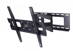 Uchwyt High Class do ściany 37-70 cali  czarny LCD/PDP (regulacja w pionie i w poziomie)