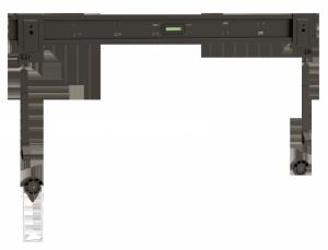 Uchwyt naścienny uniwersalny do LED TV (37-70)