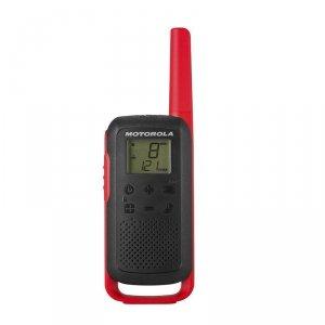 Radiotelefony ręczne PMR Motorola T62 czerwone