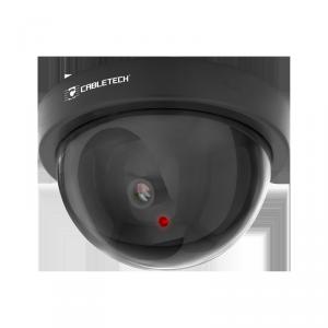 Atrapa kamery kopułkowej z LED DK-2 Cabletech
