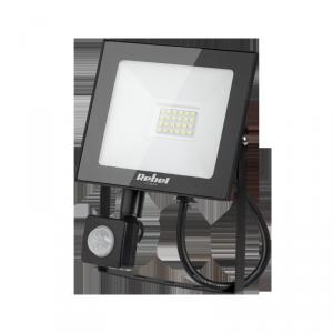 Reflektor LED Rebel 20W 6500K z sensorem zmierzchu
