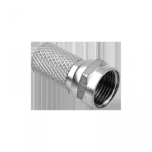 Wtyk SAT F 6,8 mm Cabletech