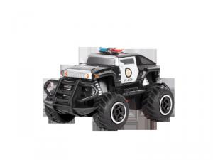 Mini samochód zdalnie sterowany REBEL POLICE