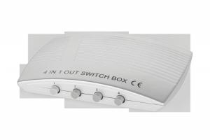 Złącze switch HDMI 1 wyj. /4 wej.