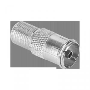 Złącze gniazdo TV-gniazdo F LX0079
