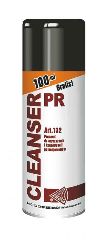 Cleanser PR 400ml. MICROCHIP ART.132