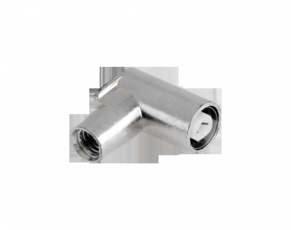 Gniazdo anten TV kątowe WKG 505(śr.kabla5,9...6,3mm)-TELMOR
