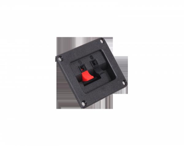 Gniazdo terminal głośnikowe 2PIN