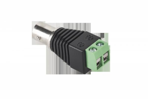Gniazdo BNC z szybkozłączem