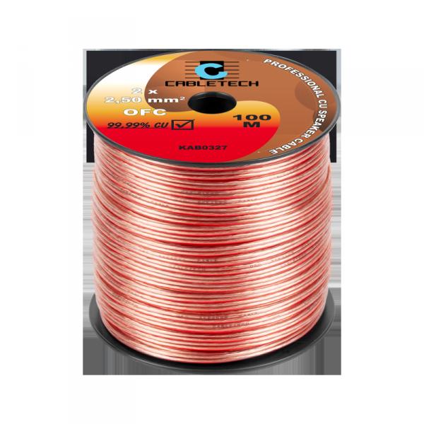 Kabel głośnikowy OFC 2,5mm