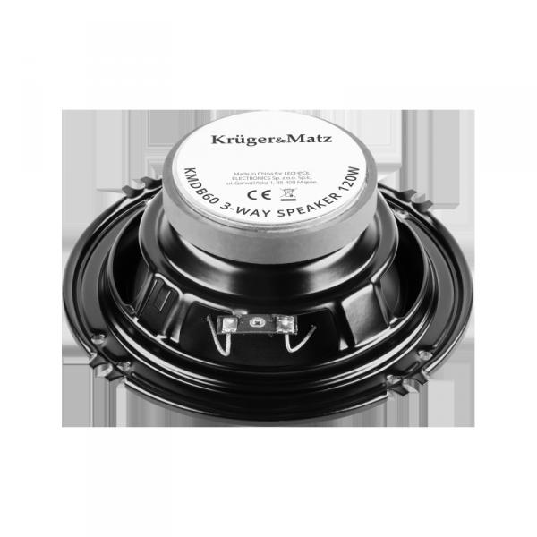 Głośniki samochodowe Kruger&Matz model KMDB65