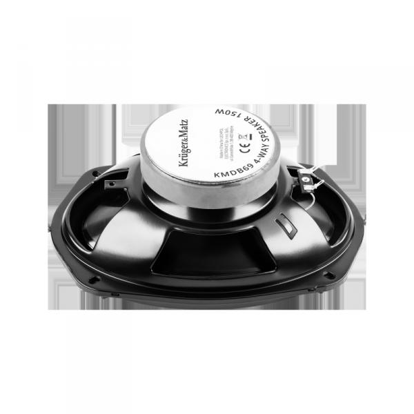 Głośniki samochodowe Kruger&Matz model KMDB69