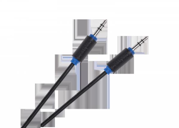 Kabel JACK 3.5 wtyk-wtyk 5m Cabletech standard