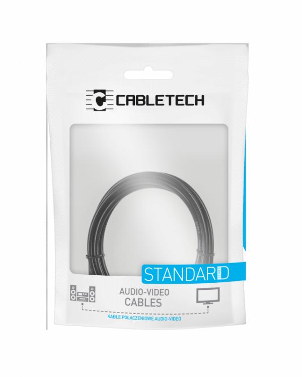 Kabel Jack 3.5-2RCA 3m Cabletech standard