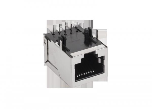 Gniazdo RJ45 w ekranie do druku