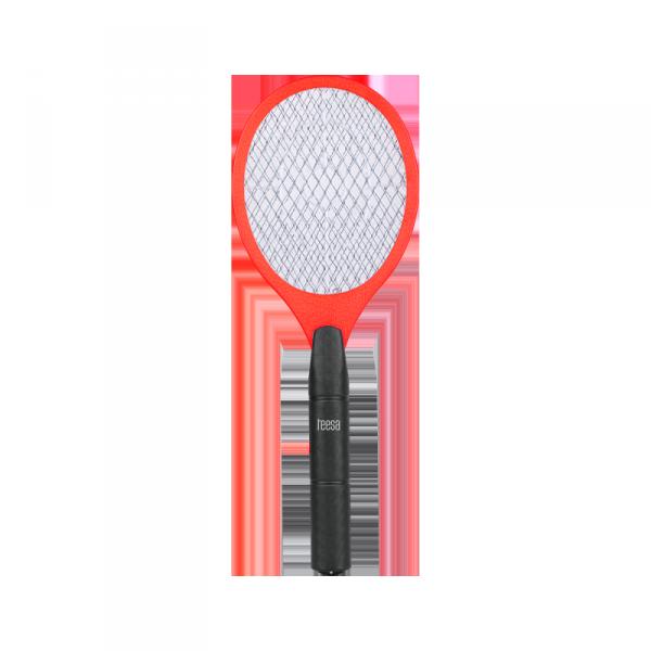 Elektryczna łapka na owady TEESA - czerwona