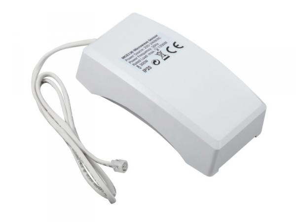 Czujnik ruchu mikrofalowy z sensorem zewnętrzny MCE136
