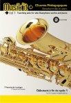 Płyta DVD Henri Selmer Paris Musik'it saksofon vol. 1