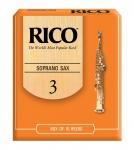 Stroiki do saksofonu sopranowego Rico