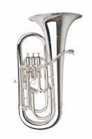 Eufonium Adams Sonic (niekompensacyjne) silver plated
