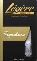 Stroik do saksofonu sopraninowego Legere Signature nowe opakowanie