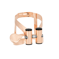 Ligaturka do klarnetu B/A Vandoren M/O pink gold