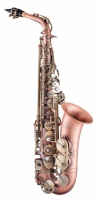 Saksofon altowy LC Saxophone A-701RF dark red antique finish