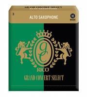 Stroiki do saksofonu altowego Rico Grand Concert Select 4 stare opakowanie