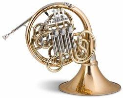 Waltornia podwójna F/B Stomvi Titan Cinco Kruspe gold brass surowa