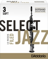 Stroiki do saksofonu sopranowego Rico Select Jazz