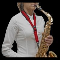 Pasek do saksofonu altowego i tenorowego BG S19SH