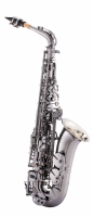 Saksofon altowy LC Saxophone A-704BD black plated finish