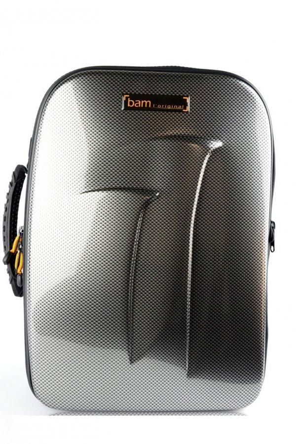 Futerał na klarnety B/A BAM New Trekking Silver Carbon TREK3028S