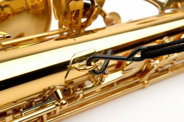 Pasek do saksofonu sopranowego i altowego Rico SJA12
