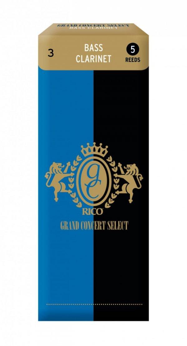 Stroiki do klarnetu basowego Rico Grand Concert Select