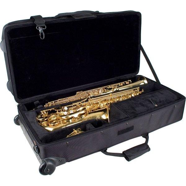 Futerał na saksofony sopranowy/altowy Protec PB304SOPWL