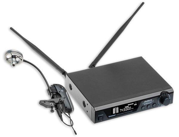 Mikrofon bezprzewodowy do saksofonu AMT Quantum 7-LS