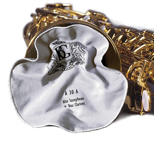 Wycior do saksofonu altowego BG A30A microfiber & silk