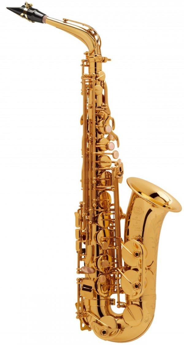 Saksofon altowy Henri Selmer Paris Super Action 80/Serie II AUG gold plated