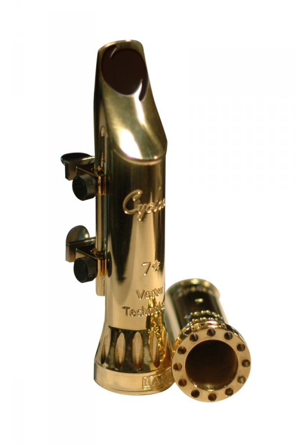 Ustnik do saksofonu tenorowego Bari Cyclone metal 7 (100)