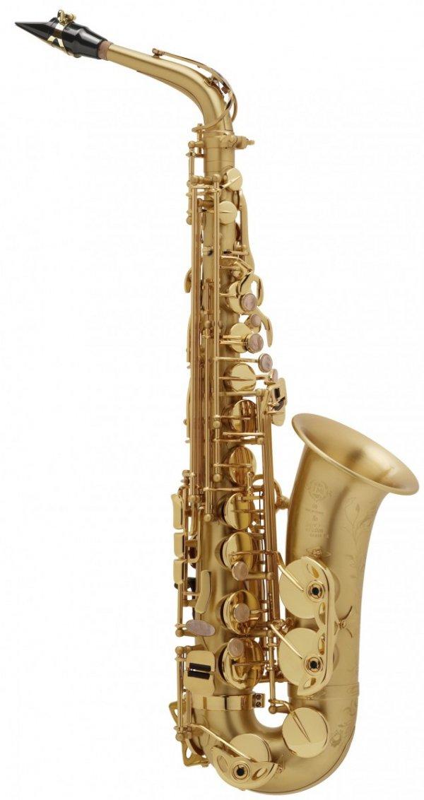 Saksofon altowy Henri Selmer Paris Super Action 80/Serie II BGG GO brushed gold lacquer