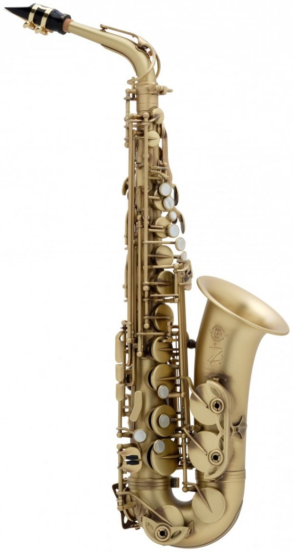 "Saksofon altowy Henri Selmer Paris Reference 54 PAO lacquer ""Antiqued"""
