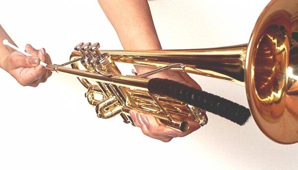 Wycior do trąbki H.W. Brass-Saver Set