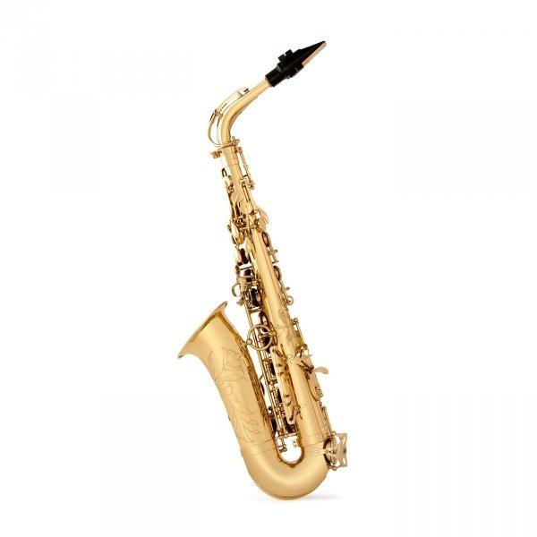 Saksofon altowy Lupifaro Platinum by Cardinali Classic Lacquer z wysokim fis