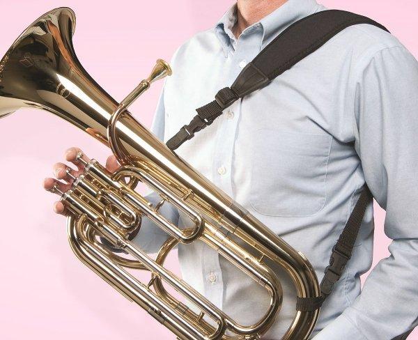 Pasek do barytonu i eufonium Neotech Brass Sling