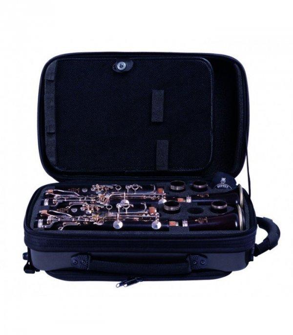 Futerał na klarnety B/A BAGS EV-I Gold Metallic
